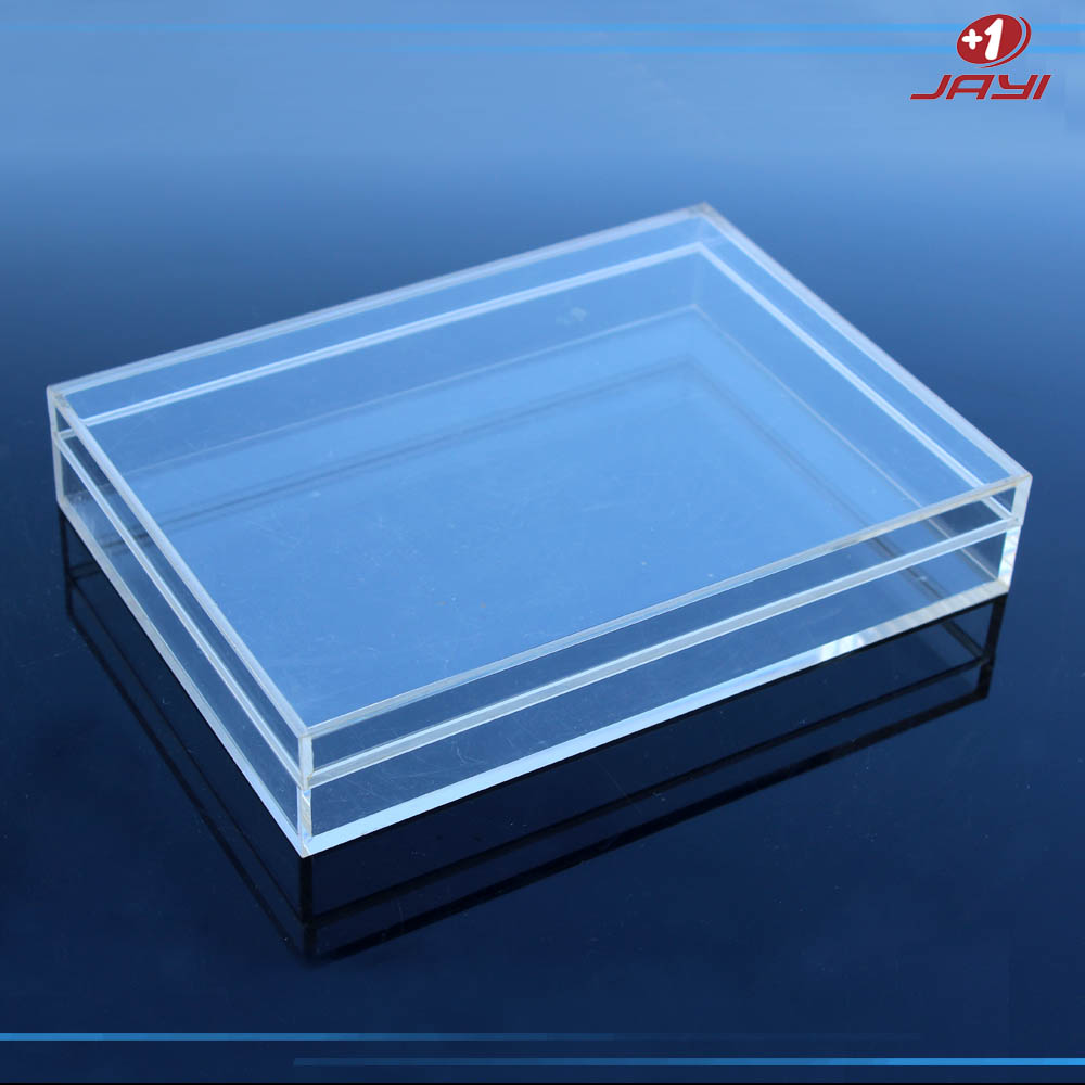 Acrylic transparent packing box